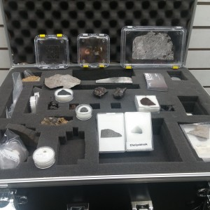 Collection of Meteorites