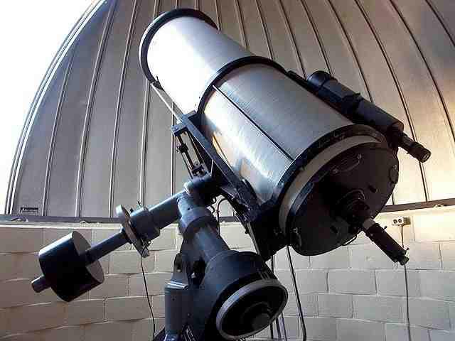 A 17-inch classical Cassegrain telescope