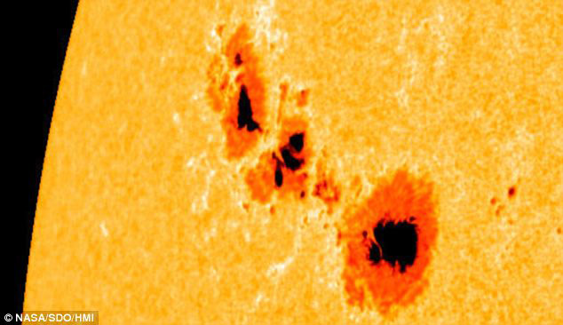 Solar Faculae