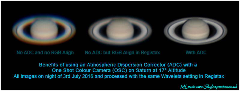 ZWO Atmospheric Dispersion Corrector - Product Review | AstronomyConnect