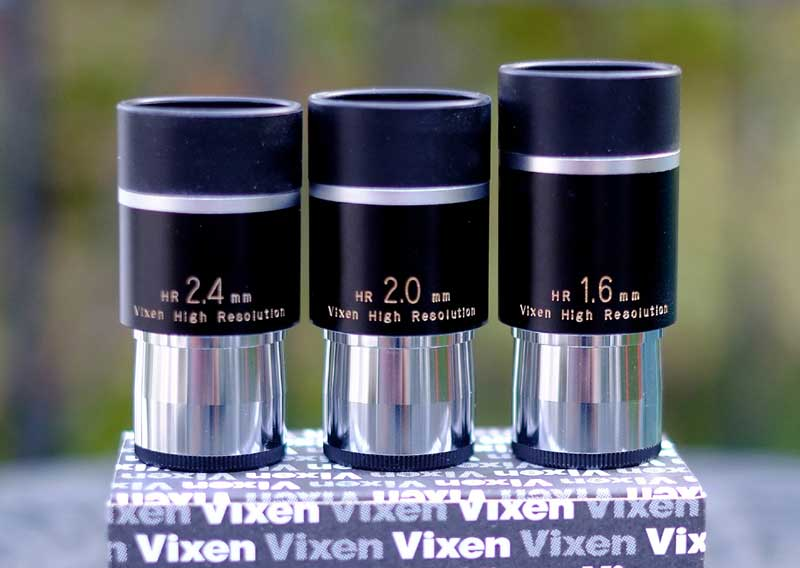 52a844a485c Field Test of the Vixen HR Eyepieces | AstronomyConnect