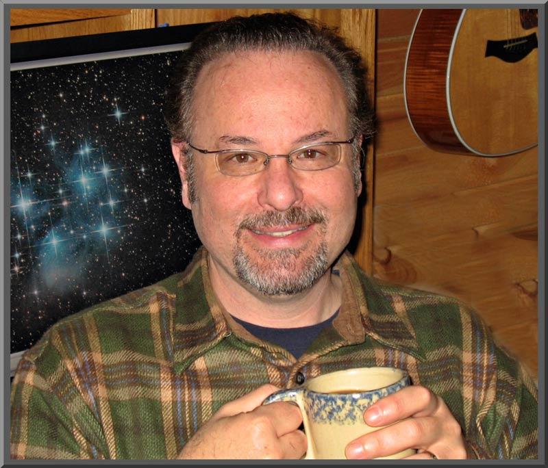 Warren Keller Astrophotographer