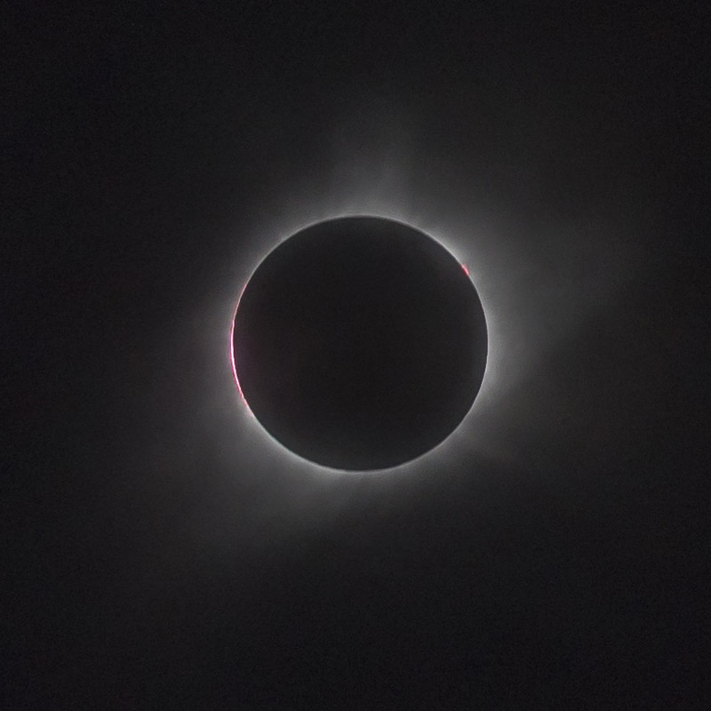 Field Notes from a First-Time Eclipse Watcher