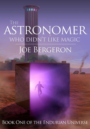 A Profile of Artist and Astronomer Joe Bergeron