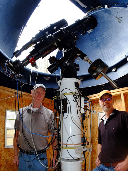 Amateur Exoplanet Hunting at the Mark Slade Remote Observatory