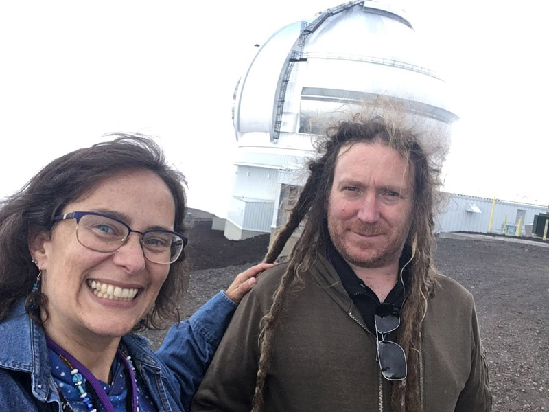 A Profile of Astronomer Rachel Freed